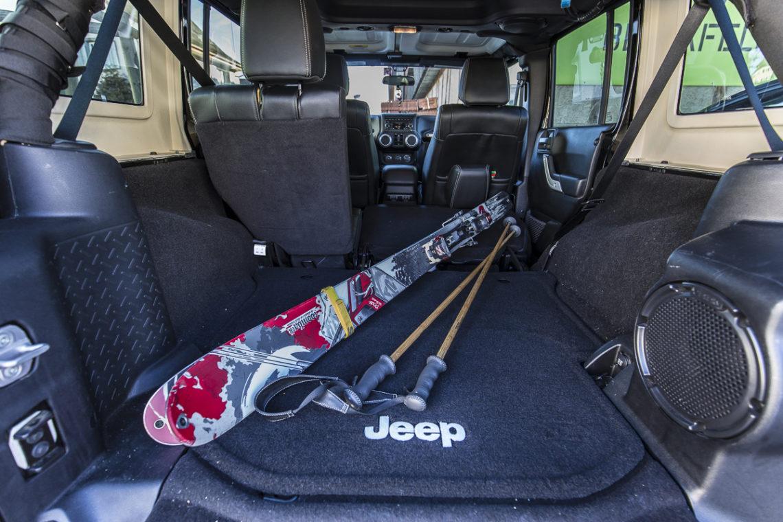 Langzeit Fahrbericht Jeep Wrangler Unlimited 2 8 Crd
