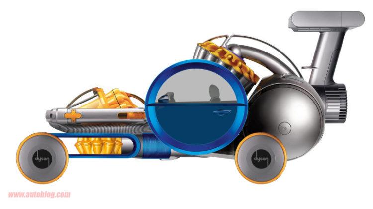 dyson wird autobauer dyson hat u a autonome saugroboter. Black Bedroom Furniture Sets. Home Design Ideas