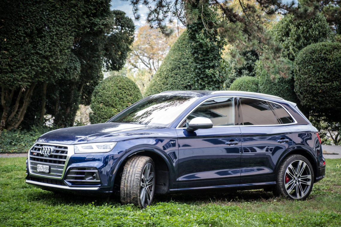 fahrbericht audi sq5 tfsi der sport suv f r erwachsene. Black Bedroom Furniture Sets. Home Design Ideas