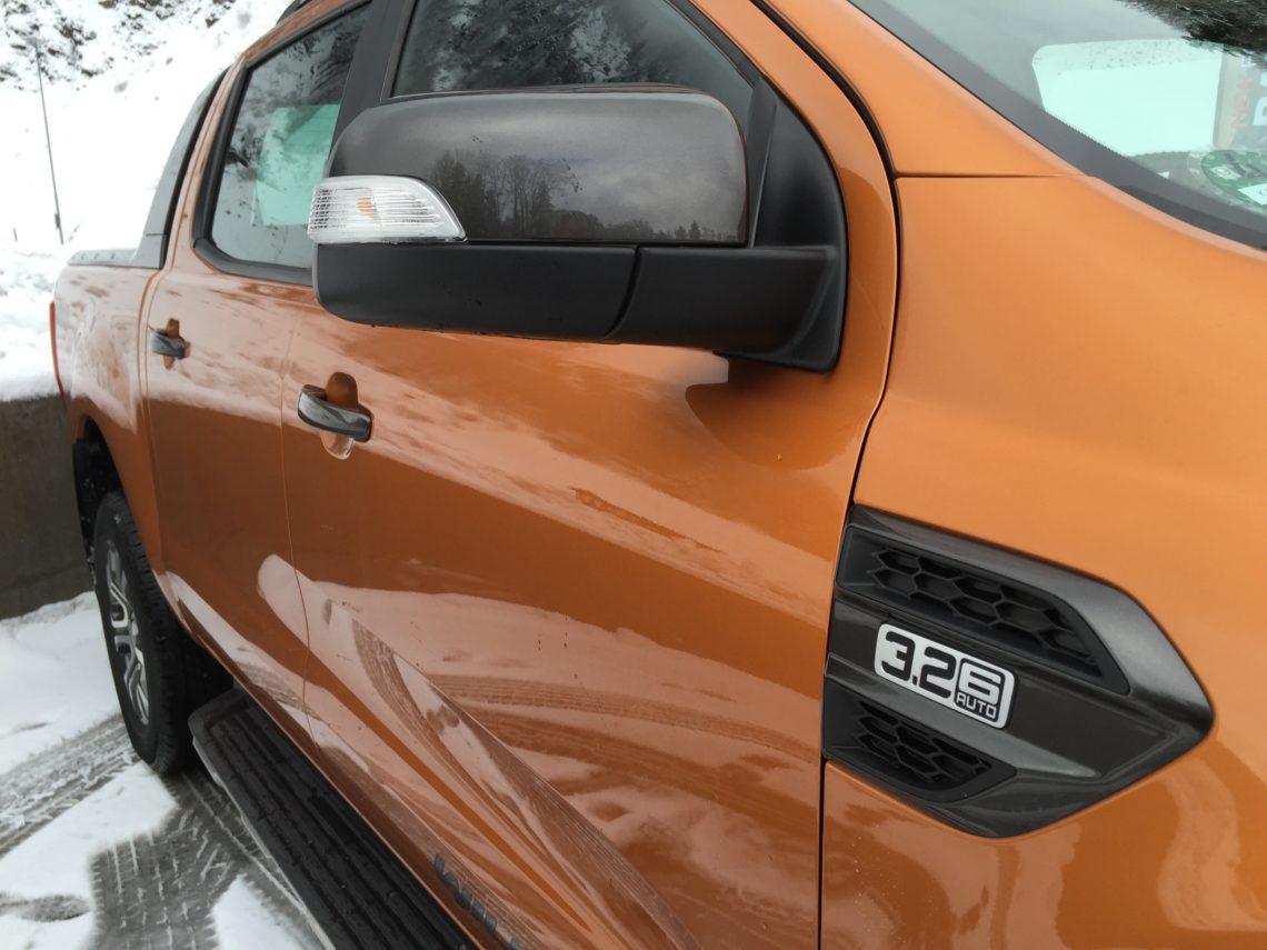 Xschweiz News Der Neue Ford Ranger Pick Up   Liter V