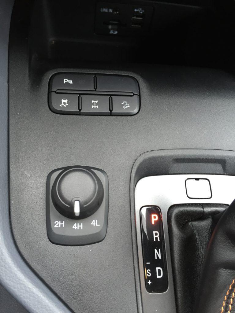 Xschweiz News Der Neue Ford Ranger Pick Up Awd Wd Schalter