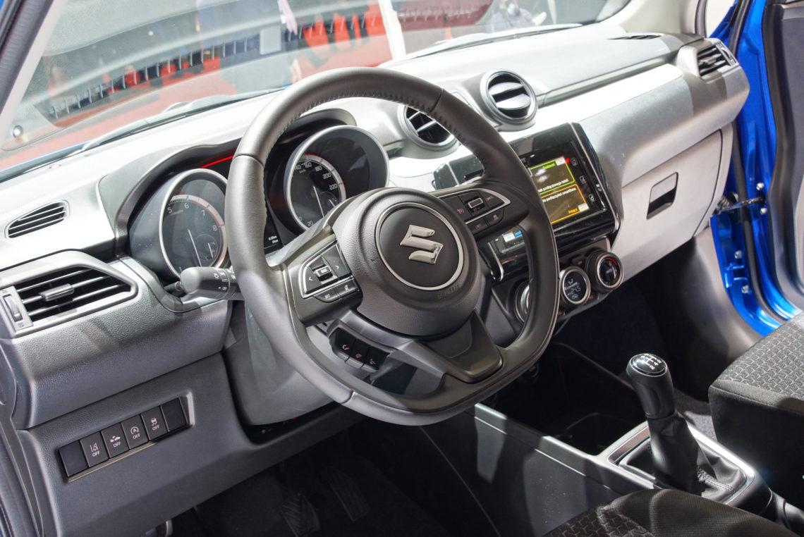 4x4Schweiz News Suzuki Swift 4x4 MY 2017 Leichter Schoner Und Viele Assistenzsysteme
